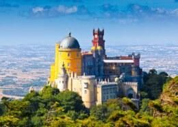 Portugal: Misteriosa Sintra